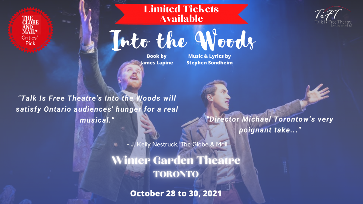 Into the Woods (In Concert)