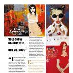 Eva Lewarne – Our Times