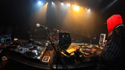 Ohgeesy, DJ Vision